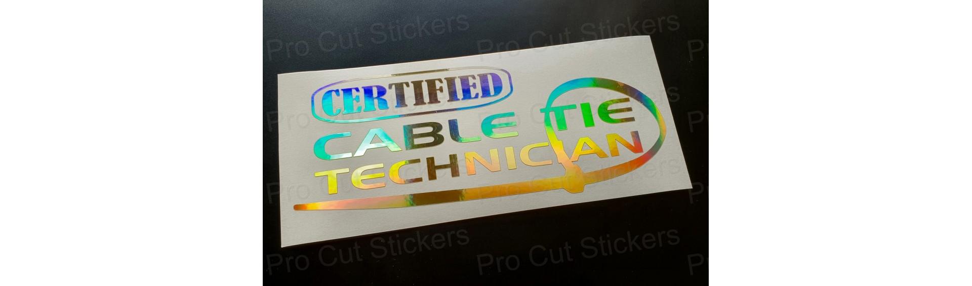 Custom Design Stickers