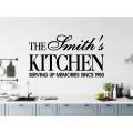Kitchen Wall Art Stickers Decals