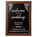 Wedding Sign Stickers